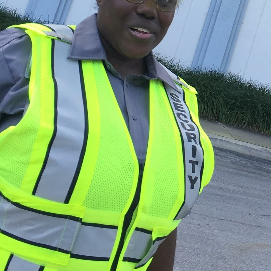An example of professional construction security officers in Miami, Florida